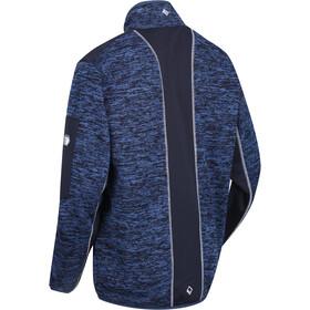 Regatta Collumbus VI Fleece Jacket Men, prussian/navy